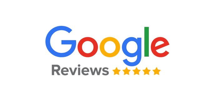 Googleレビュー評価のお願い